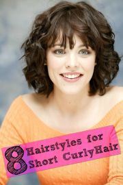 stylish and trendy curly hairstyles