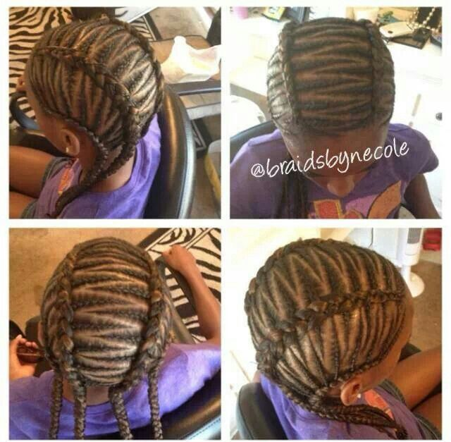 Braid Designs For Little Boys Original Kiddy Hairstyle
