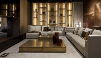 fendi style living room furnitures | Luxury Living Home to ...