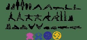 yoga poses drawing basic asana font dessin satellite 1498 pose drawings walking explore dance paintingvalley asanas depuis enregistree aug