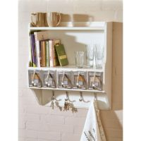 Decorative Wall Shelves With Hooks