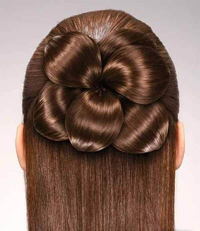 Beautiful Hairstyle Best Party Hairstyle Collection Dominating