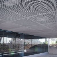 Ceilings made of expanded metal or wire mesh - MARIANItech ...
