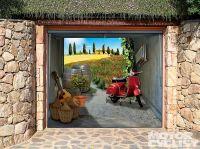 Paint your garage door idea's   Property Decor   Pinterest ...