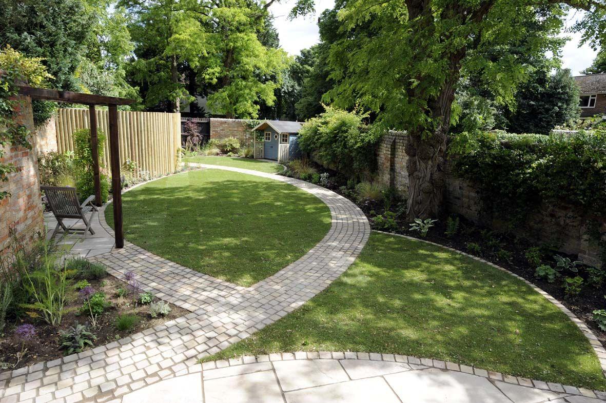 Modern Styles In Garden Design Modern Landscape Design