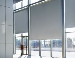 Automatic Motorized Vinyl Blackout Roller Blinds I Really Need To