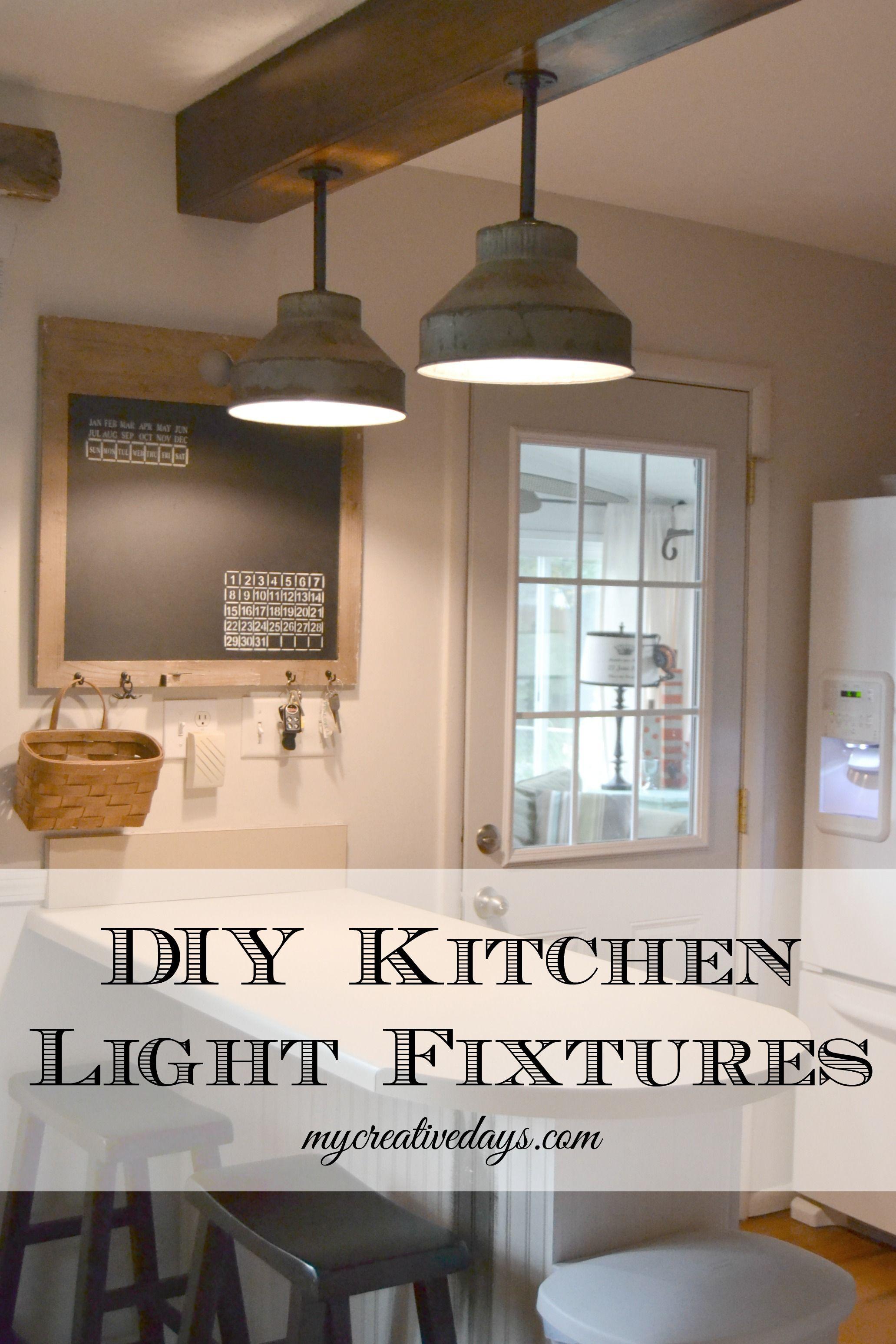 Kitchen Lighting Fixtures On Pinterest Country Kitchen