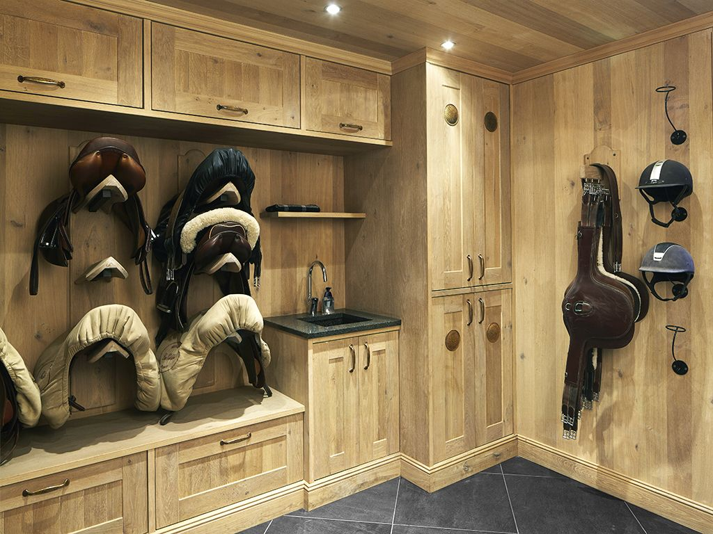 TackRoom  quality and durability  SeBo Interior
