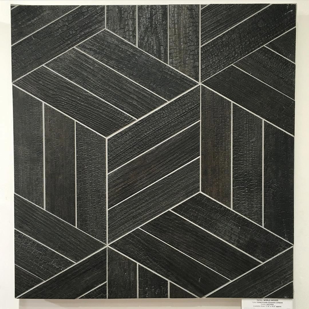 Huge fan of simple tiles laid in a contemporary pattern
