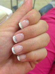 wedding nails beauty