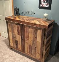 Rustic Liquor Cabinet by SerenityWoodwork on Etsy ...