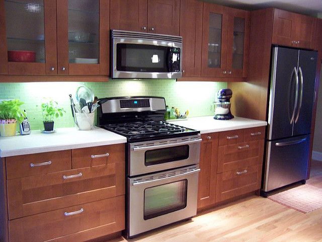 Small Galley Kitchen Renovation