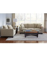 Kenton Fabric Sofa Living Room Furniture Collection ...