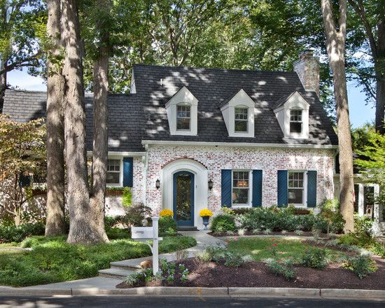 Beautiful House Shutter Colors As Your Exterior Inspirations