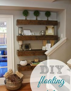 Great ideas diy home decor projects also shelves window and doors rh pinterest