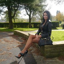 Mini & High-heels Street Snap Wow Nice Cute And