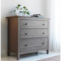 Amazon.com - Ikea Hemnes Dresser Chest with 3 Drawers ...