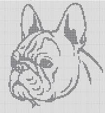 Výsledek obrázku pro free westie cross stitch patterns
