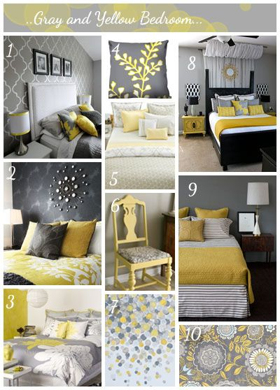 Little love notes gray yellow this color combo has grown on me guest room also rh pinterest