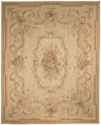 Chinese Aubusson Carpets - Carpet Vidalondon