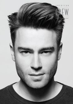 Clean Cut Male Hairstyles Clean Hair Trend 2017