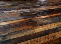 Barn Wood Flooring - Reclaimed Hardwood Rustic Barn ...