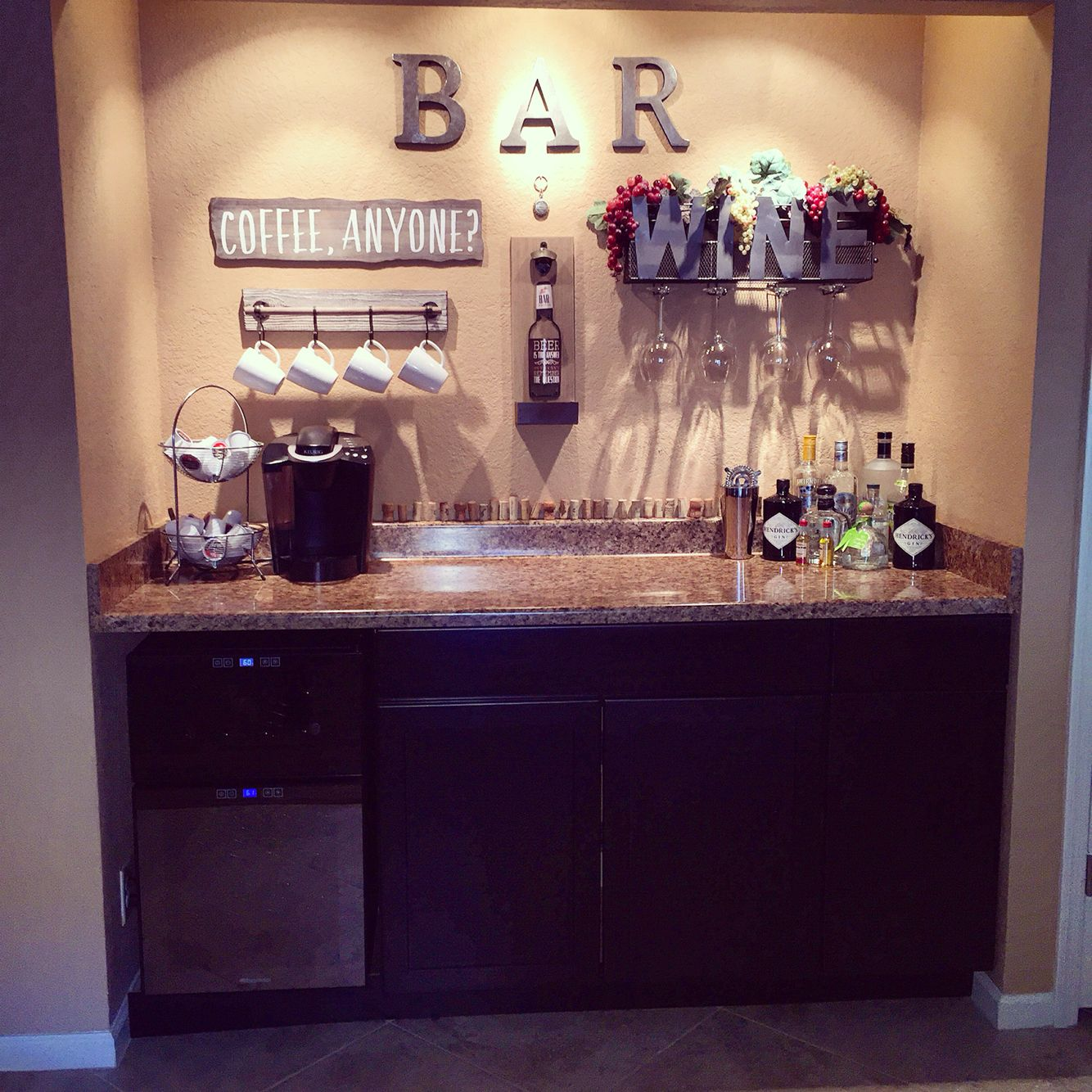 Best 25 Wine and coffee bar ideas on Pinterest  Coffe