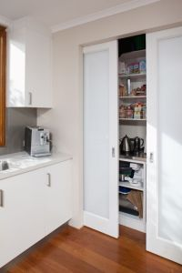sliding pantry doors