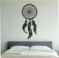 Dream Catcher Wall Decal Sticker vinyl Art Decor Bedroom ...