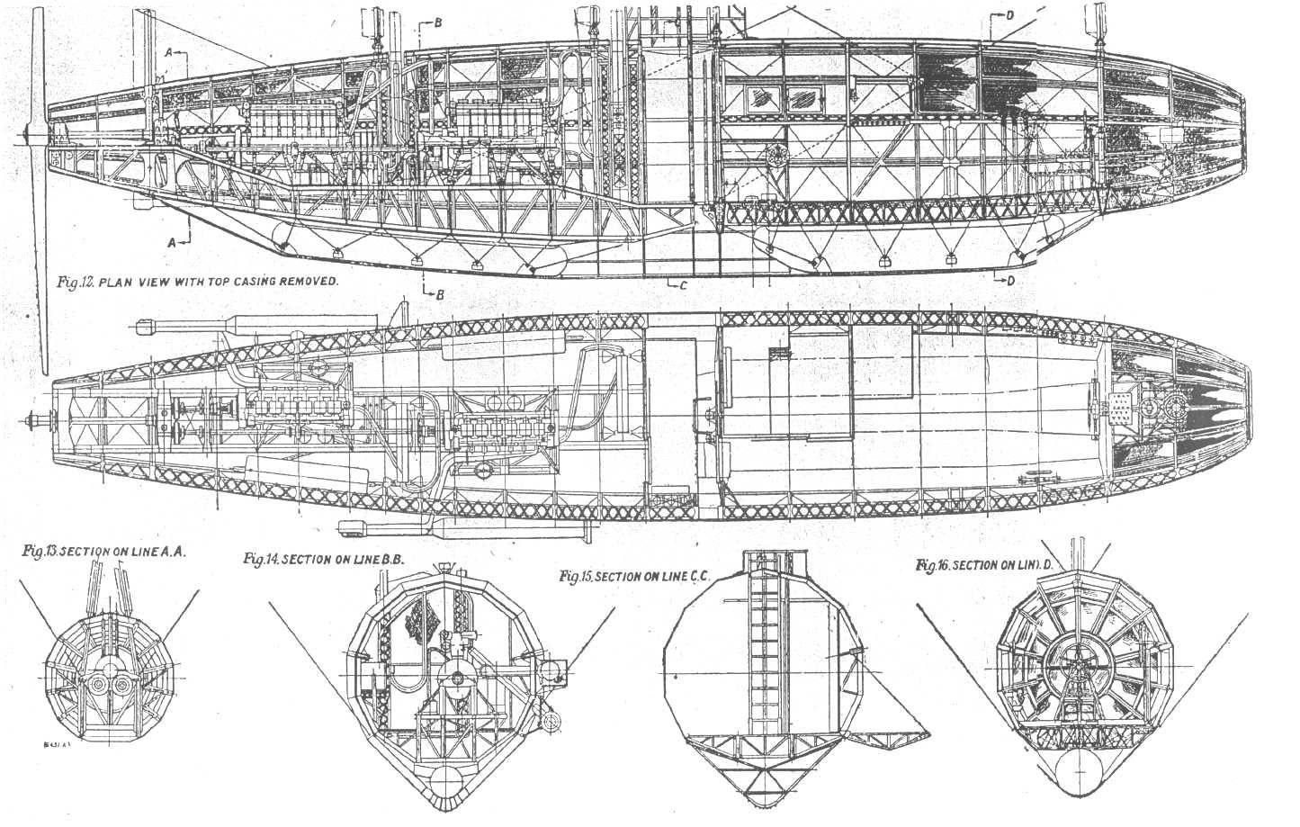 Airshipsonline Airships R80