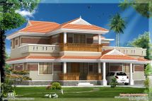 Traditional House Plans Kerala Style