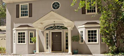 Exterior Home Paint Ideas & Inspiration Paint Color Schemes