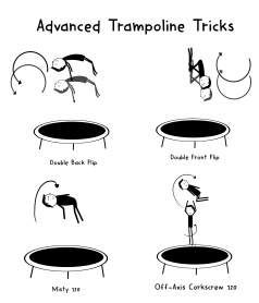 Advanced Trampoline Tricks