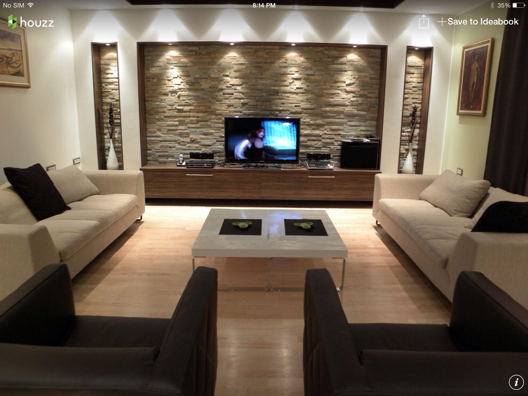Fantastic Contemporary Living Room Designs Fireplaces Entryway