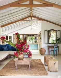 Go inside anderson cooper   trancoso brazil vacation home also rh pinterest