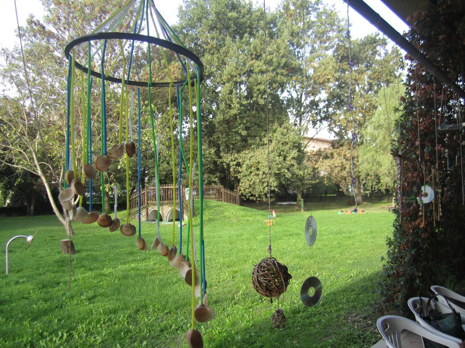 Sensory Garden For Children If Anyone In Wisconsin Is Looking To