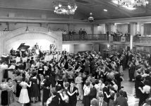 Dance Night Clubs in Old Days