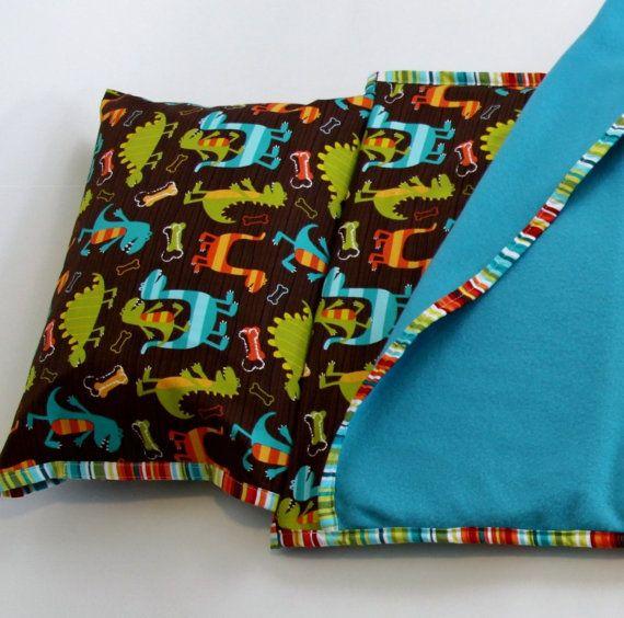Nap Mat With Pillow