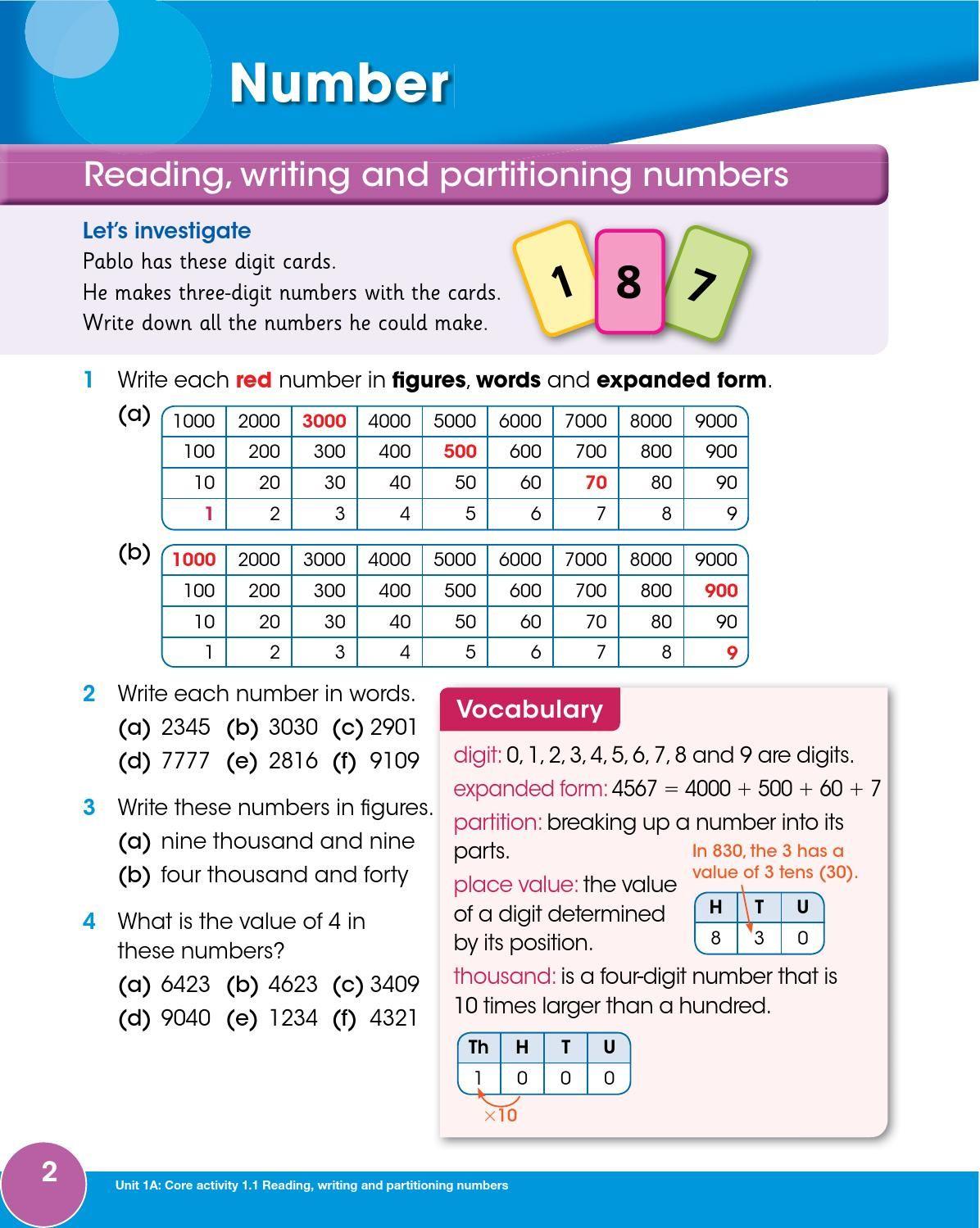 Cambridge Primary Mathematics Learner S Book Stage 4