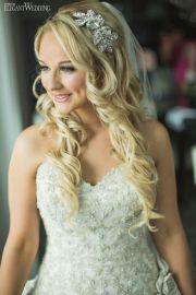 fairytale headpiece wedding