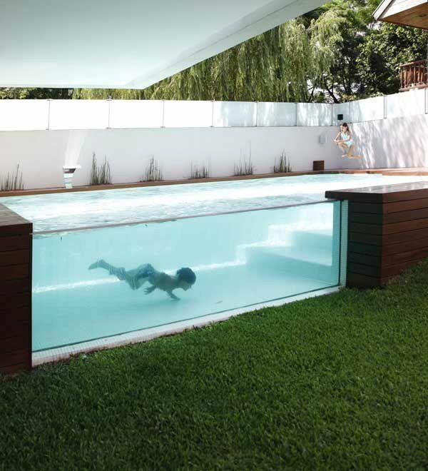 Schwimmbecken Mein Schöner Garten Pool Garten Pools Pinterest