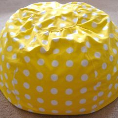 How To Sew Bean Bag Chair With Footrest Easy Pattern On It I Used The Adult