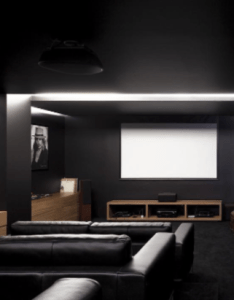 examples of dark interior design that proves black is sometimes best also rh pinterest