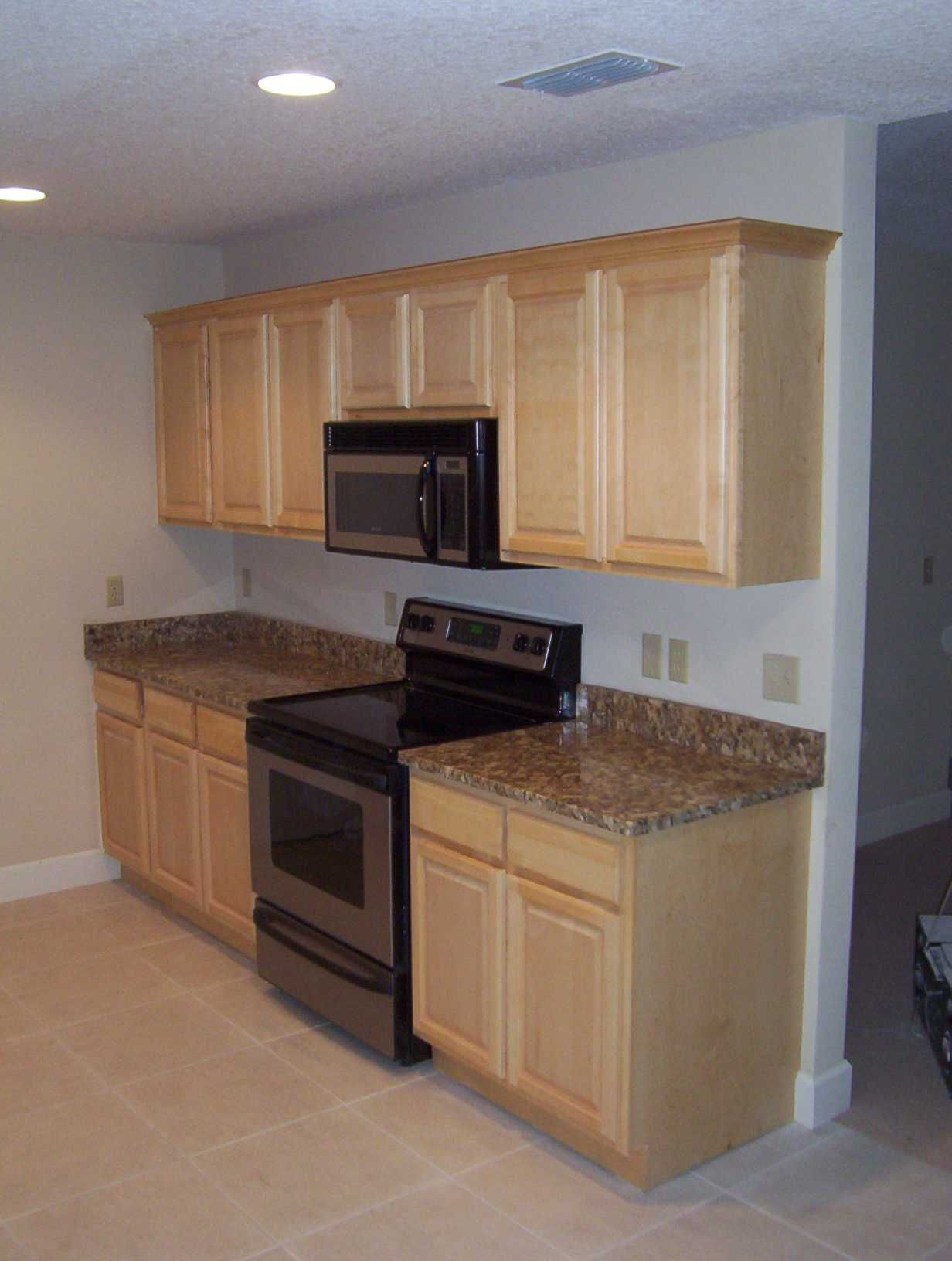 pictures of kitchens with natural maple cabinets  CLASSIC