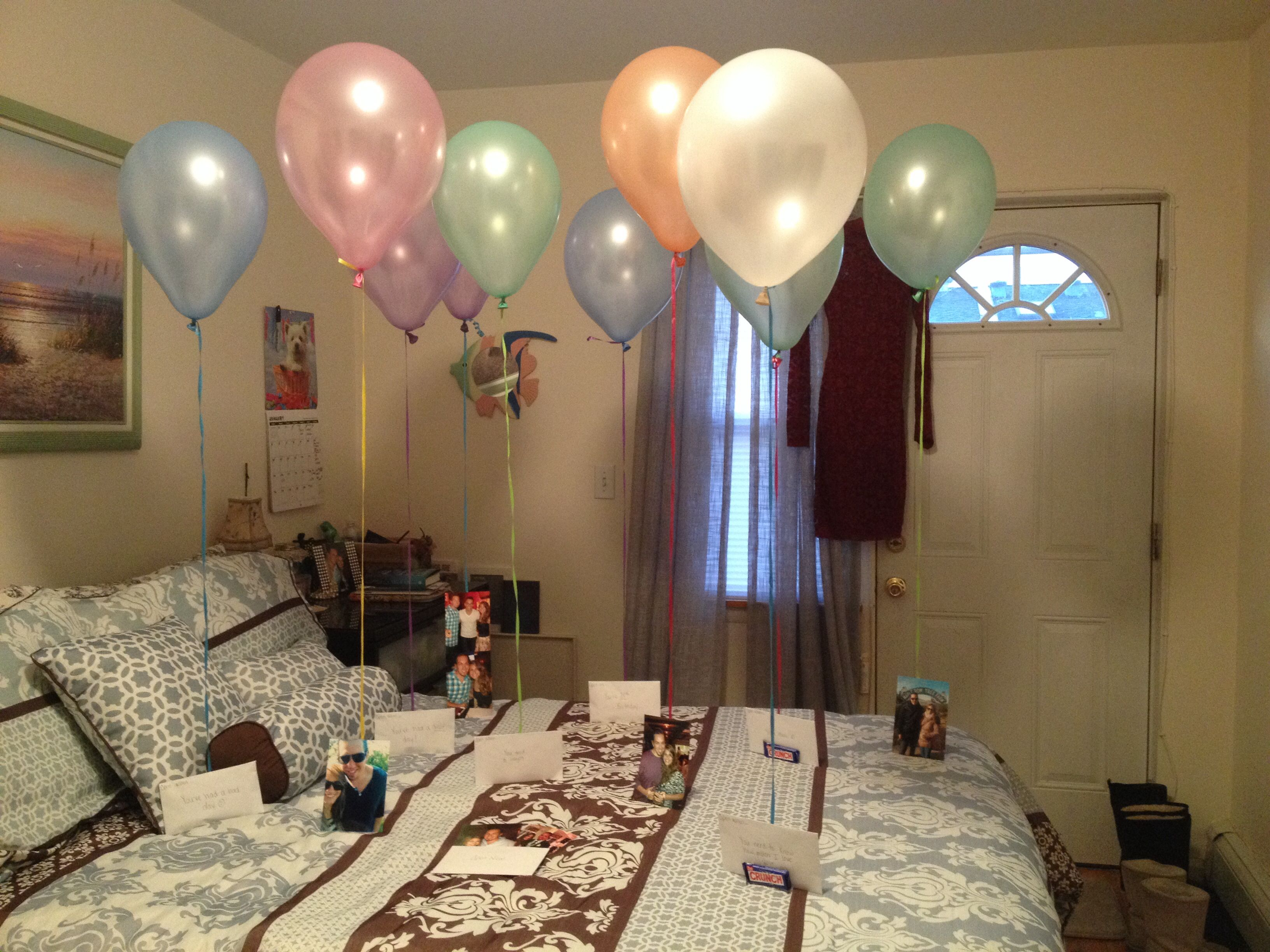 Anniversary Surprise Ideas Home