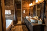 rustic cabin interiors | Fancy Interior Design Ideas Using ...
