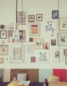 Photo walls also the holey corkboard pinterest wall rh za