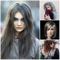 Grey Hair Color Trends to Use in 2016 | New Hair Color ...