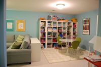 Fun and Functional Family Playroom | Playrooms, Room ideas ...