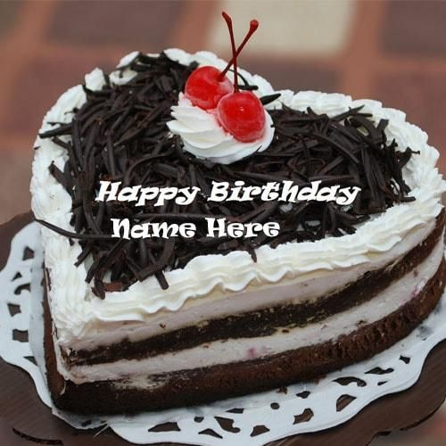 Happy Birthday Cake Online Edit
